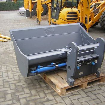 nieuwe kantelbak voor 20 ton kraan