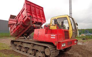 rupsdumper 10 ton