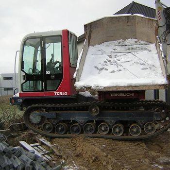 rupsdumper 6 ton